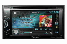 Pioneer AVH-X2600BT DVD-Entertainment-System Doppel-DIN mit Bluetooth TOP