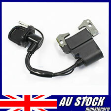 Magneto Coil for 49cc 50cc Pull Start Engine Mini ATV Quad Pocket Bike Buggy