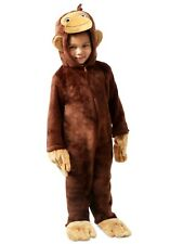 Curious George Princess Paradise Premium Deluxe Toddler Costume 18/24 Months 2T