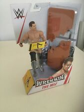 WWE The Miz Wrekkin' Figure with Table *BRAND NEW*
