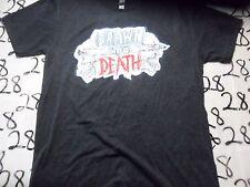 Medium- Drawn To Death Playstation Next Level Brand T- Shirt