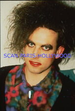 ROBERT SMITH THE CURE 1990s 6 DIAPOSITIVE DE PRESSE ORIGINAL SLIDE LOT