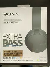 New Sony XB950N1 Extra Bass Wireless Noise Cancelling Over-the-Ear Headphone