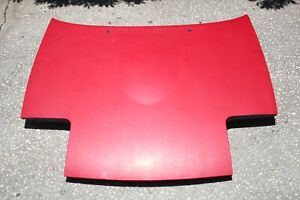 MAZDA MIATA HOOD 90 91 92 93 94 95 96 97 MX5 RED