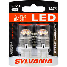 Turn Signal Light Bulb-Sedan Sylvania 7443LED.BP2