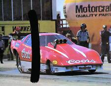 "Tom ""Mongoose"" McEwen 1987 ""Coors"" Corvette NITRO Funny Car PHOTO!"