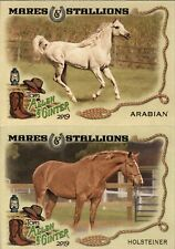 2019 TOPPS ALLEN & GINTER MARES AND STALLIONS INSERT SINGLES - YOU PICK FOR SET