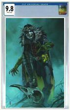 Dark Nights Death Metal #3 CGC 9.8 PRE-ORDER Federici ROBIN KING Variant Comic