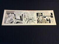 ROBIN MALONE Original Daily Strip by Bob Lubbers May 25, 1967 Good Girl Art