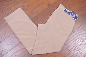 NWT Vineyard Vines Performance Breaker Pants Khaki Men's 36x34