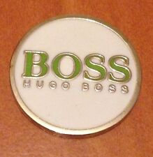 Marque Balle Golf Hugo Boss Neuf Sous Blister. (pas jeton)