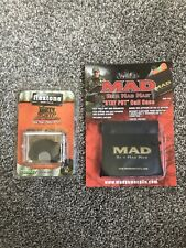 """New ListingFlextone Game Calls """" Dirty Mouth"""" Turkey Call + Mad Man Call Case"""