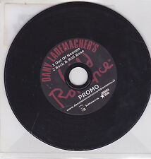 Dany Lademachers Wild Romance-Out Of Heaven Promo cd single