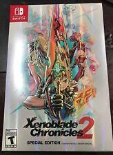Xenoblade Chronicles 2: Special Edition (Nintendo Switch, 2017) NEW NIB SE RARE