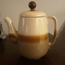 Lidded Coffee Pot #9-304 - Beauceware Pottery (La CERAMIQUE DE BEAUCE) Yukon