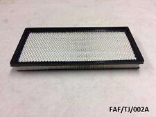 Air Filter with Foam Layer Jeep Wrangler TJ 2.5L & 4.0L 1997-2006 FAF/TJ/002A