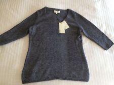 Wool Blend V-Neck Medium Knit Women's Jumpers & Cardigans
