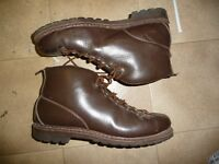 Hiking boots LEATHER MARWA semperit sole size 7 ladies girls
