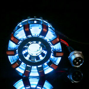 MK2 ARC DIY Model Kit LED Chest Light USB Powered Movie Props HOT    pro new