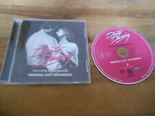 CD OST Original Cast -  Dirty Dancing .. On Stage (16 Song) MASTERWORKS BROAD jc