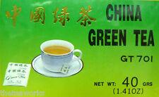 Thé Vert Sacs x 100 Aide Perte De Poids Régime Minceur Pure chinois. Free Tracki...