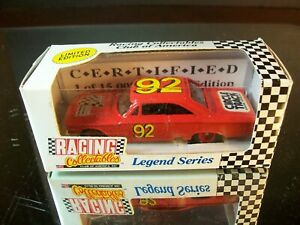 CERTIFIED #92 Circle Track 1963 Ford Fastback RCCA