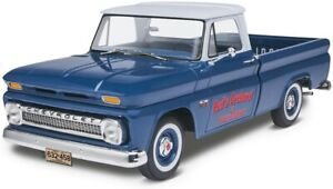 Revell 17225 - 1/25 Camion - 1966 Chevy Fleetside Pick-Up - Nuovo