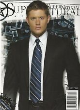 Supernatural Magazine 11 Jensen Ackles Variant Ghostfacers Posters Interviews NM