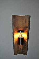 Wandlampe Mediterran Wandleuchte Provence Landhaus Led Edelstahl Led Licht Lampe