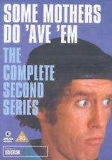 SOME MOTHERS DO 'AVE 'EM - Series - 2 All 2nd Second Season New UK Region 2 DVD
