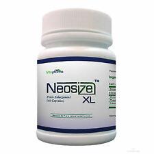 NeoSize XL Pills 1 Month Supply Natural Male Enhancement NeoSizeXL *AUTHENTIC*
