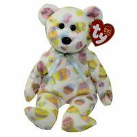 "TY Beanie Baby EGGS 2004 the Easter Bear 8.5""...NEW"