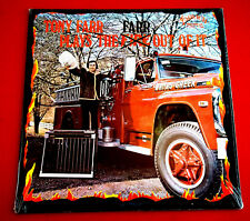 SEALED MINT LP-TONY FARR PLAYS THE FARR(FIRE) OUT OF IT- STEEL GUITAR RAG- BLUES