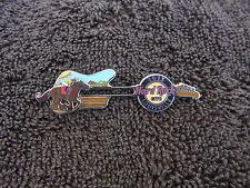 Hard Rock- 2015 Louisville Moving Horse & JockeyGuitar Pin