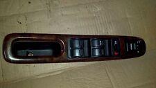 Accord 1998-2002 Driver Window Switch *sedan/wood grain*