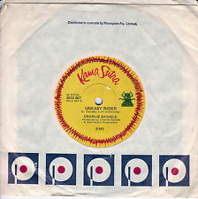 THE CHARLIE DANIELS BAND Uneasy Rider / Funky Junky 45