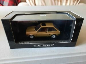 Minichamps 1 43 Ford Fiesta 1976
