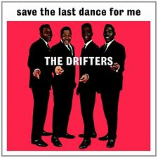 THE DRIFTERS SAVE THE LAST DANCE FOR ME VINYL LP