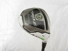 Used RH TaylorMade RBZ Rescue 22° 4 Hybrid TaylorMade 65 Graphite Stiff S Flex