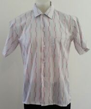 Polyester Casual Vintage Casual Shirts for Men