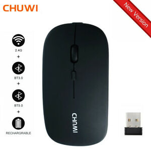 Wireless Mouse 2.4G Optical Cordless Mice Optical Scroll for PC Laptop Computer