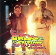 SILVESTRI,ALAN-BACK TO THE FUTURE TRILOGY CD NEW