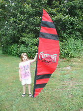 "Univeristy of Arkansas, ""RAZORBACKS"" Vertical Yard Flag Embroidered by Evergreen"