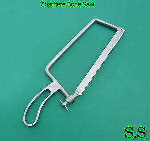Charriere Bone Saw  Orthopedic Surgical Medical Doctor Instruments B.S-201