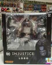 Injustice Gods Among Us Action Figure 1/12 Lobo Storm Collectibles figures DC