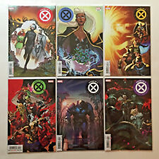 HOUSE OF X 1-6 POWERS OF X 1-6 COMPLETE FULL SET VARIANTS SEED PACKS FLOWER 2