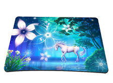 Cute Unicorn Anti-Slip Gaming Mouse Pad Rubber Mice Mat For Optical Laser Mouse