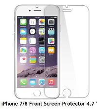 """Front LCD Screen Protector Guard for Apple iPhone 7 8 for 4.7"""" Screen"""