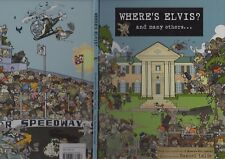 WHERE'S ELVIS? And Many Others DANIEL LALIC WHERE'S WALLY/BIN LADEN Style Book