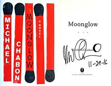 Michael Chabon~SIGNED & DATED IN PERSON~Moonglow~1st/1st HC + Photos!! -